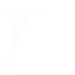 white chair icon on transparent background OFDC Commercial Interiors